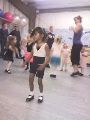 Pryanka at Tap Dance