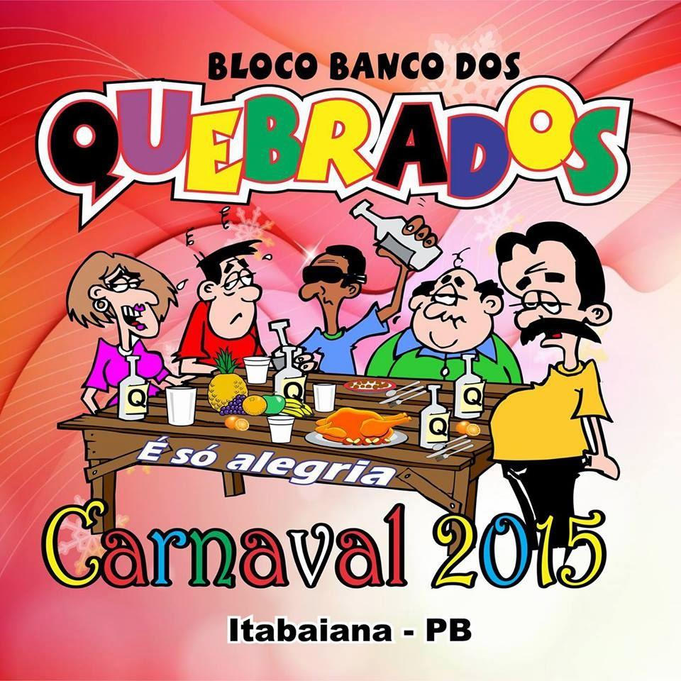 Compre seu Abadá - Carnaval 2015.