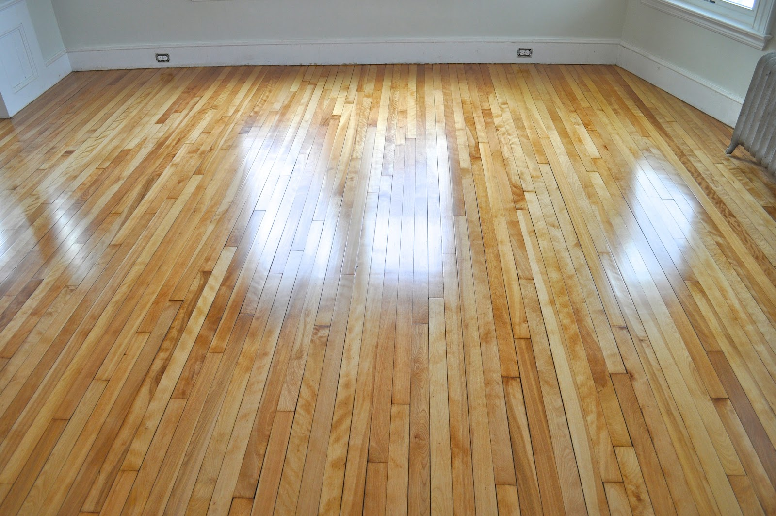 Sopo cottage from shabby to shiny floor refinishing for 0 floor