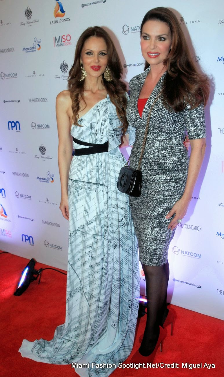 Mercantil Commerce Bank celebrates 35th anniversary with Miami Symphony Orchestra and Lola Astanova at the Trump National Doral Miami
