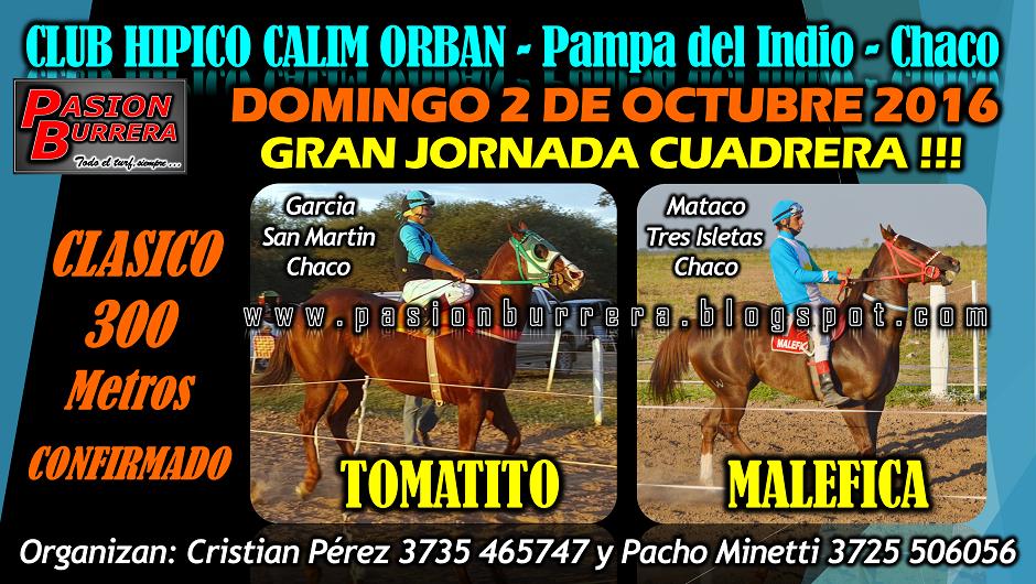 Pampa del Indio - 2 - Mano a Mano
