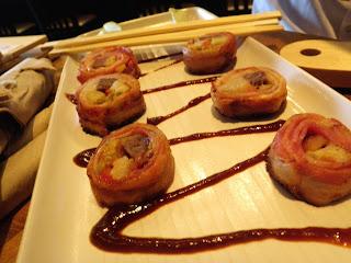 Fast Food Sushi