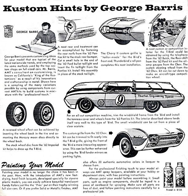 Rip George Barris King Of Kustomizers on 1963 Buick Riviera