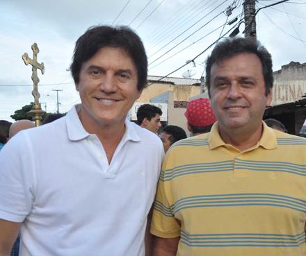Resultado de imagem para Robinson e Carlos eduardo Alves