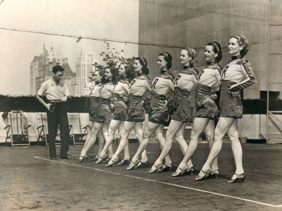 A Look Back to The Rockettes Over 85 Years ~ vintage everyday