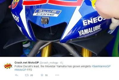 Dibantu Sayap Mirip di GP15, Lorenzo Tercepat di Latihan Kedua GP San Marino