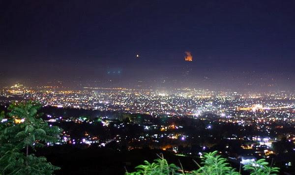 Punclut Tempat Wisata malam Kota Bandung