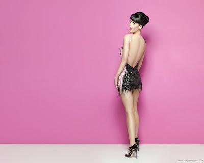 Katy Perry Latest Glamorous Wallpaper