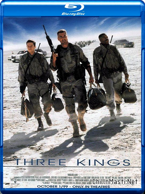 new york movies  three kings  1999  brrip dubbed in hindi