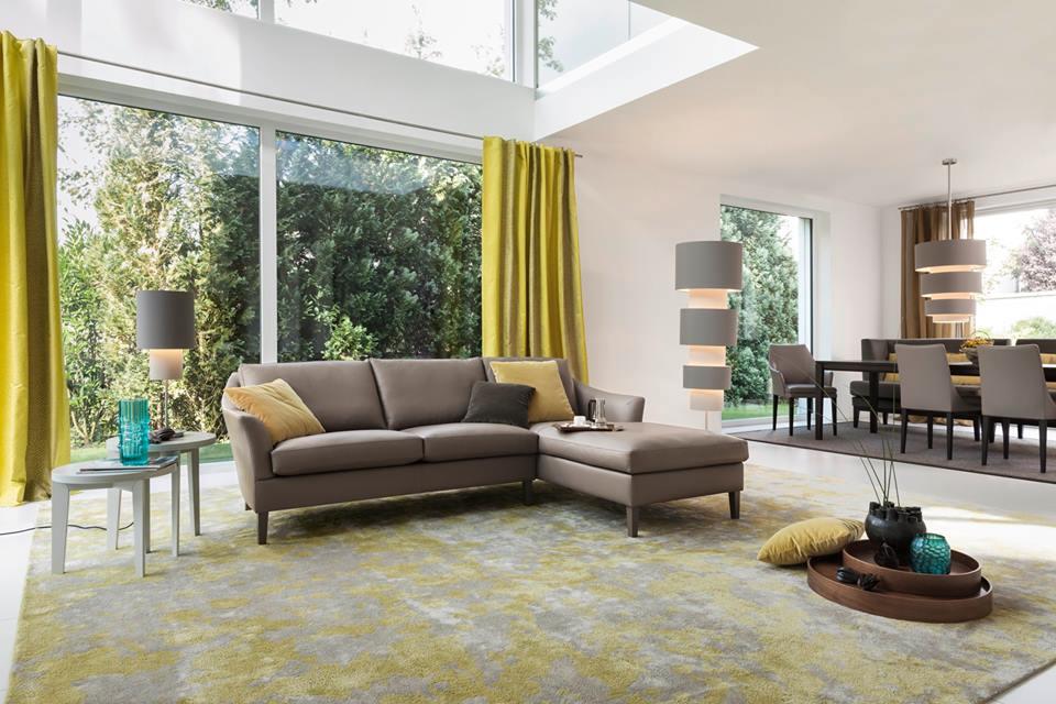 Tende Per Finestra Grande : Tessutiearredi: le tende sono per una casa quello che e labito per