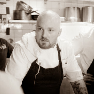 Chef Justin Bogle from Avance in Philadelphia, PA