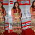 Alka Yagnik in Printed 'V' Neck Salwar