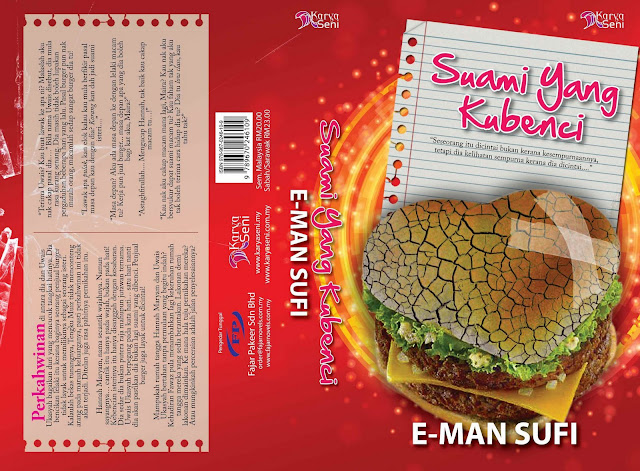 Koleksi E-novel  E-man Sufi