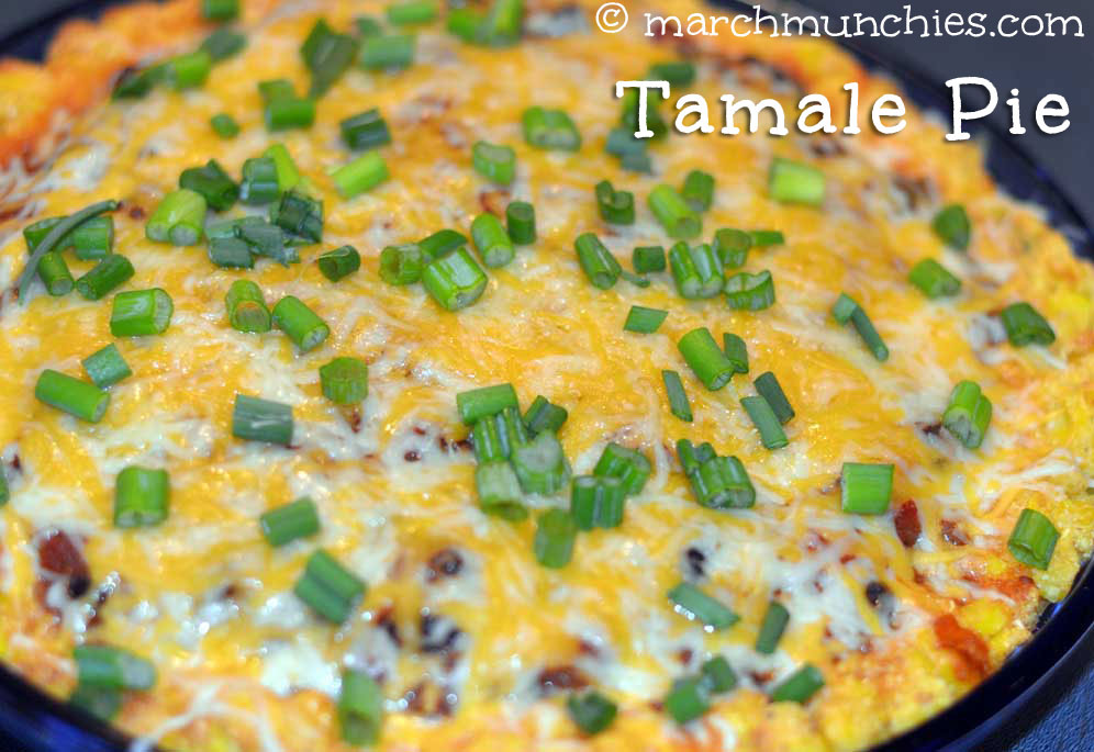 Individual Pinto And Black Bean Tamale Pies Recipes — Dishmaps
