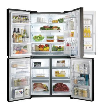 bura®: THE GREEN KITCHEN WITH LG APPLIANCES