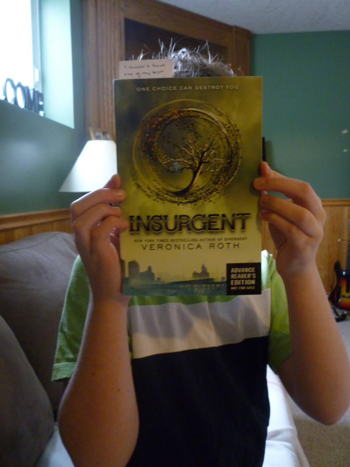 a short summary and critique of veronica roths book insurgent Divergent is the debut novel of american novelist veronica roth, published by harper collins children's books in 2011 the novel is the first of the divergent trilogy, a series of young adult dystopian novels set in the divergent universe.