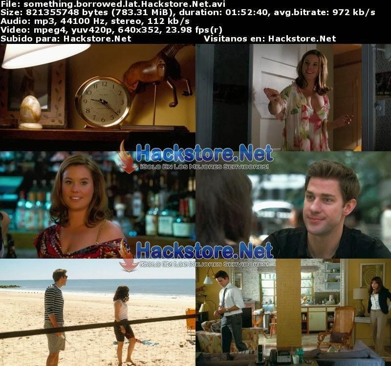 Captura No me Quites a mi Novio (2011) DVDRip Latino
