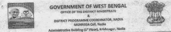 MGNREGA West Bengal Logo