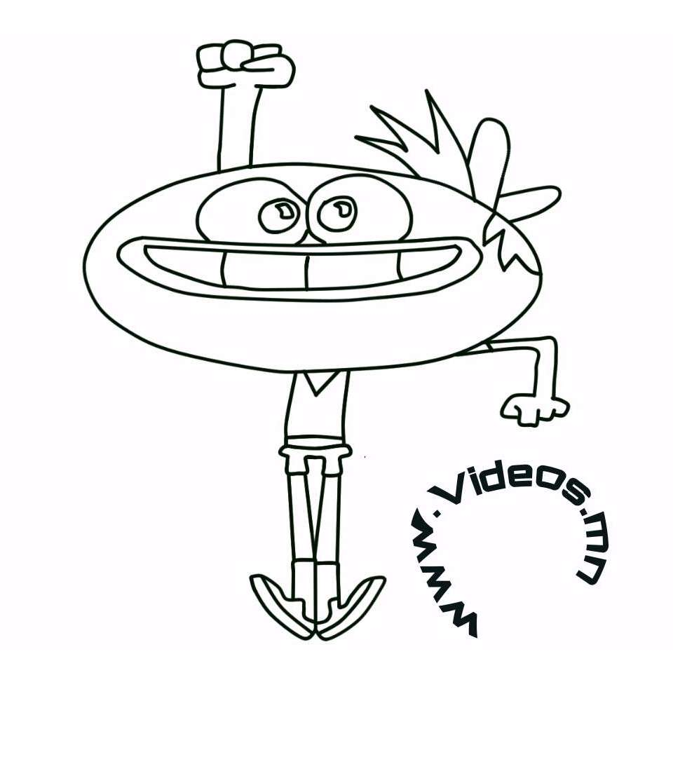 u of m coloring pages - photo #47