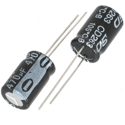 capacitor code