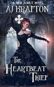 The Heartbeat Thief by AJ Krafton