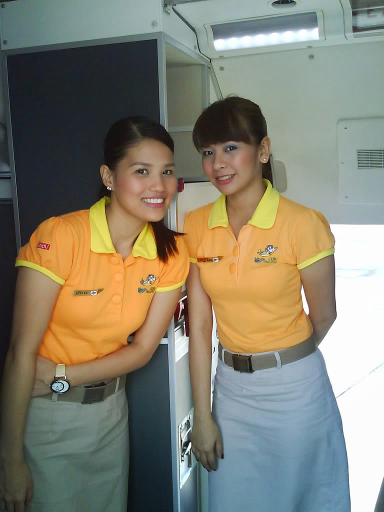 cebu pacific air pretty and handsome cabin crew world stewardess crews. Black Bedroom Furniture Sets. Home Design Ideas