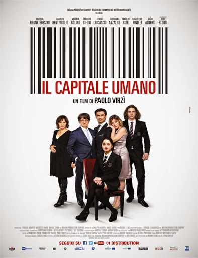 Ver Il capitale umano (2014) Online