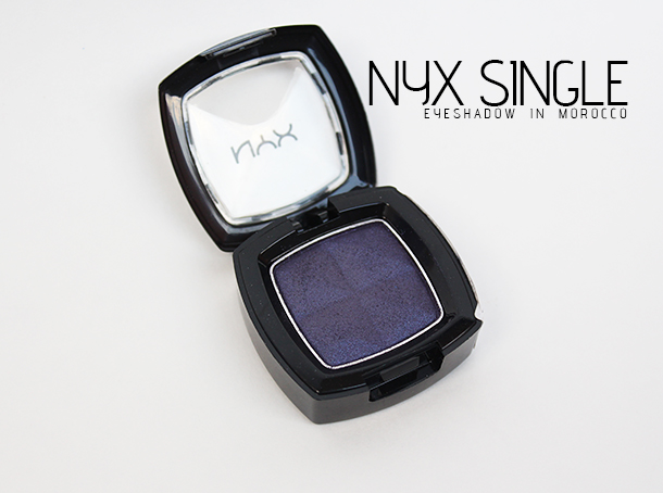 nyx morocco eyeshadow review