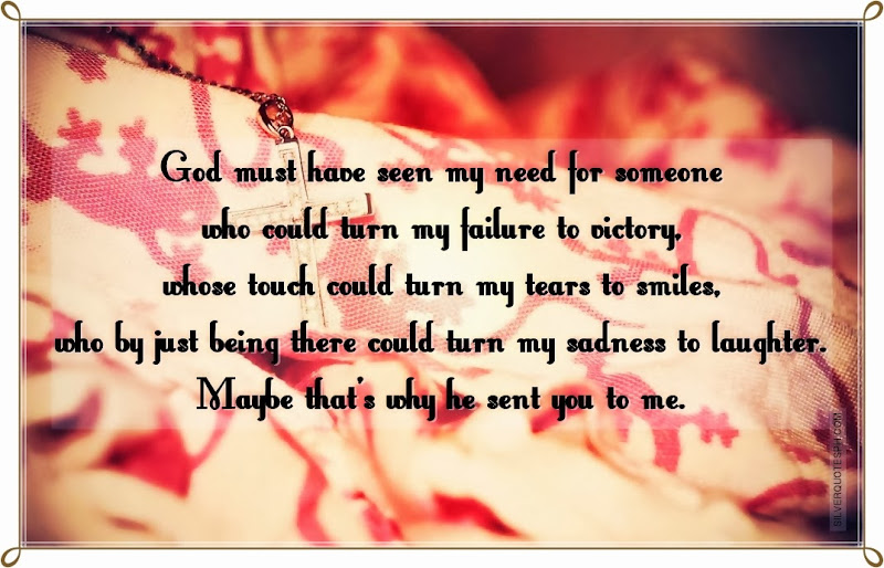 God Must Have Been My Need For Someone Who Could Turn My Failure To Victory, Picture Quotes, Love Quotes, Sad Quotes, Sweet Quotes, Birthday Quotes, Friendship Quotes, Inspirational Quotes, Tagalog Quotes