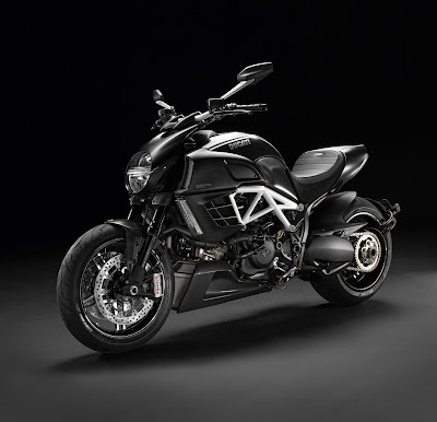 Ducati Diavel AMG Special Edition Revealed, To Be Shown In Frankfurt