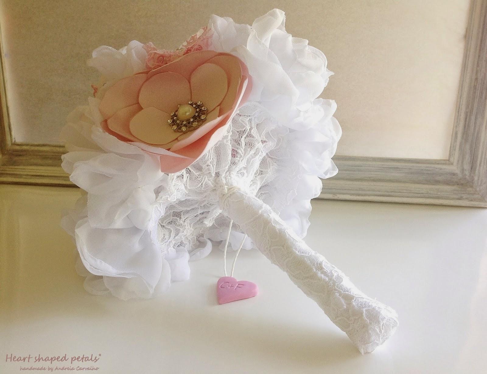 bouquets em tecido porto