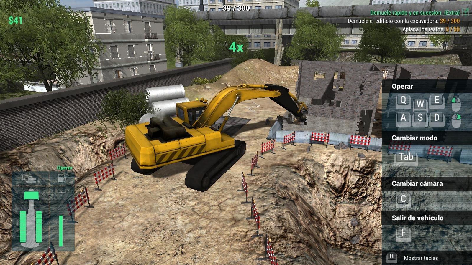 Construction Machines Simulator 2016 Multilenguaje (Español)