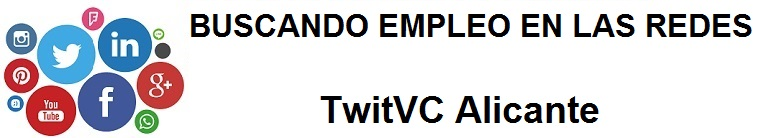 Twitvc alicante ofertas de empleo trabajo cursos for Catastro alicante oficina virtual
