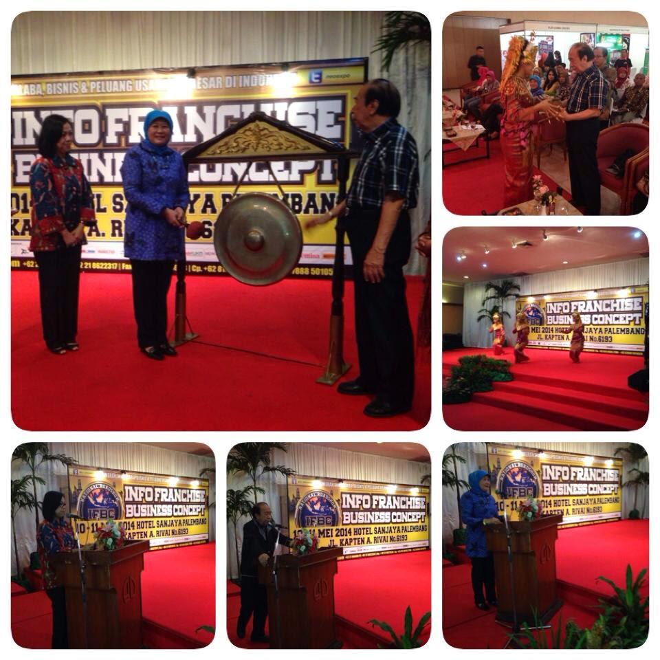 "Neo Organizer Expo: PALEMBANG #IFBCexpo2014 ""AYO"