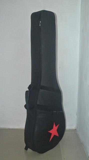 Tas gitar yamaha apx 500