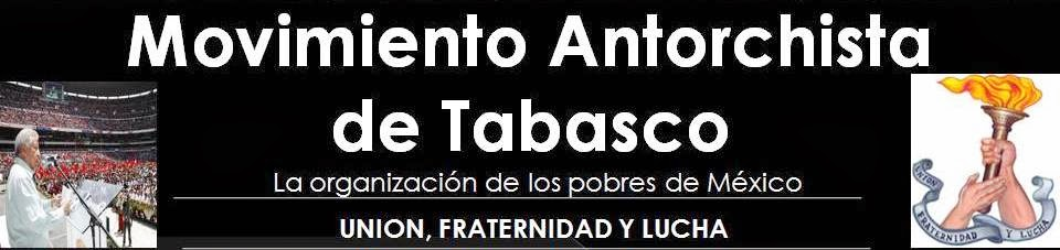 Movimiento Antorchista de Tabasco