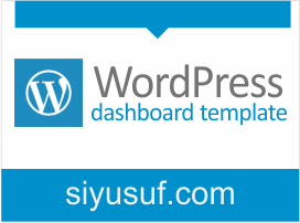 Download Template Powerpoint Dashboard Wordpress