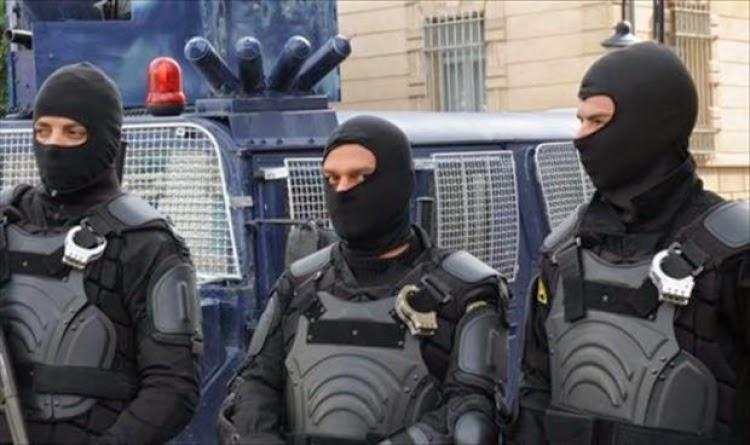 """منوبة : احباط عملية ارهابية """"خطير,ة"""" .. والقبض على طالبة تراقب الامنيين وتقدم تقارير للارهابيين!!"""