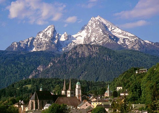 Watzmann Middle Peak
