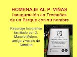 HOMENAJE AL P. VIÑAS