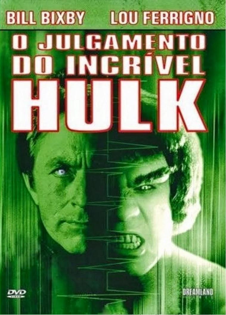 O Julgamento do Incrível Hulk – Dublado