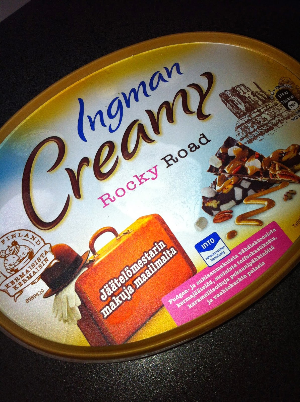 ingman, ingmancreamy, rockyroad, rockyroadicecream, icecream