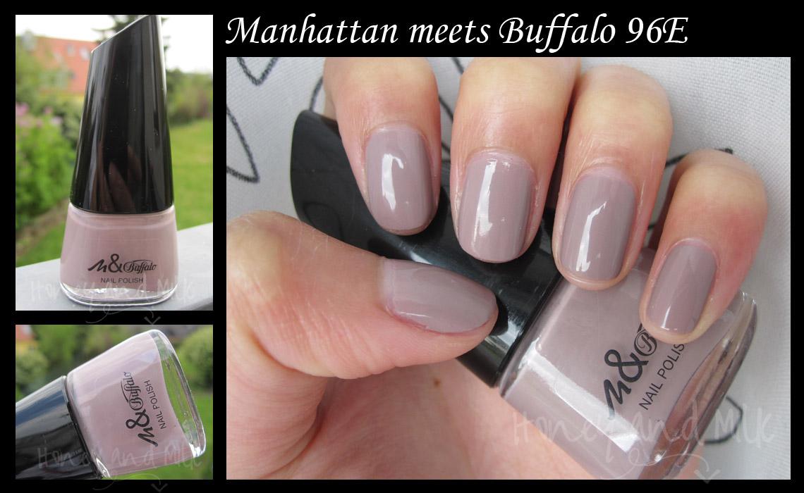 Honey and Milk: Manhattan meets Buffalo Collection - Die Nagellacke