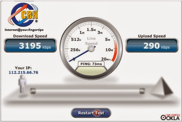 Speed Modem Bolt 4G LTE