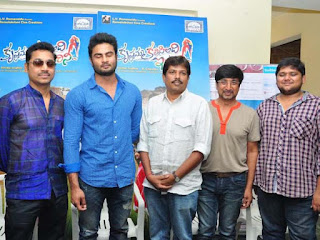 Krishnamma Kalipindi Iddarini Success Meet Event Photos