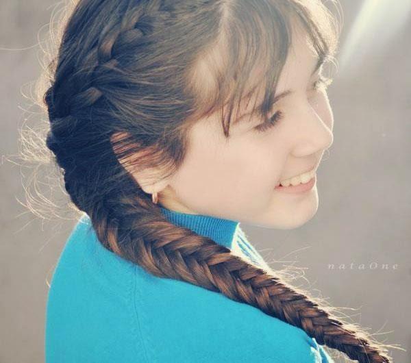 Desi Girls Popular Hair Styles All About Girls