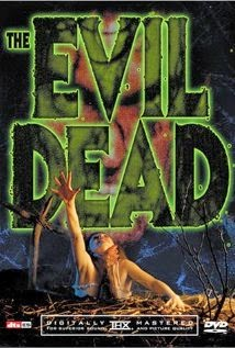 Original Poster for The Evil Dead