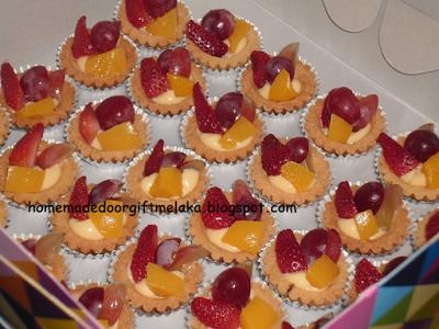 Fruit Tart Melaka