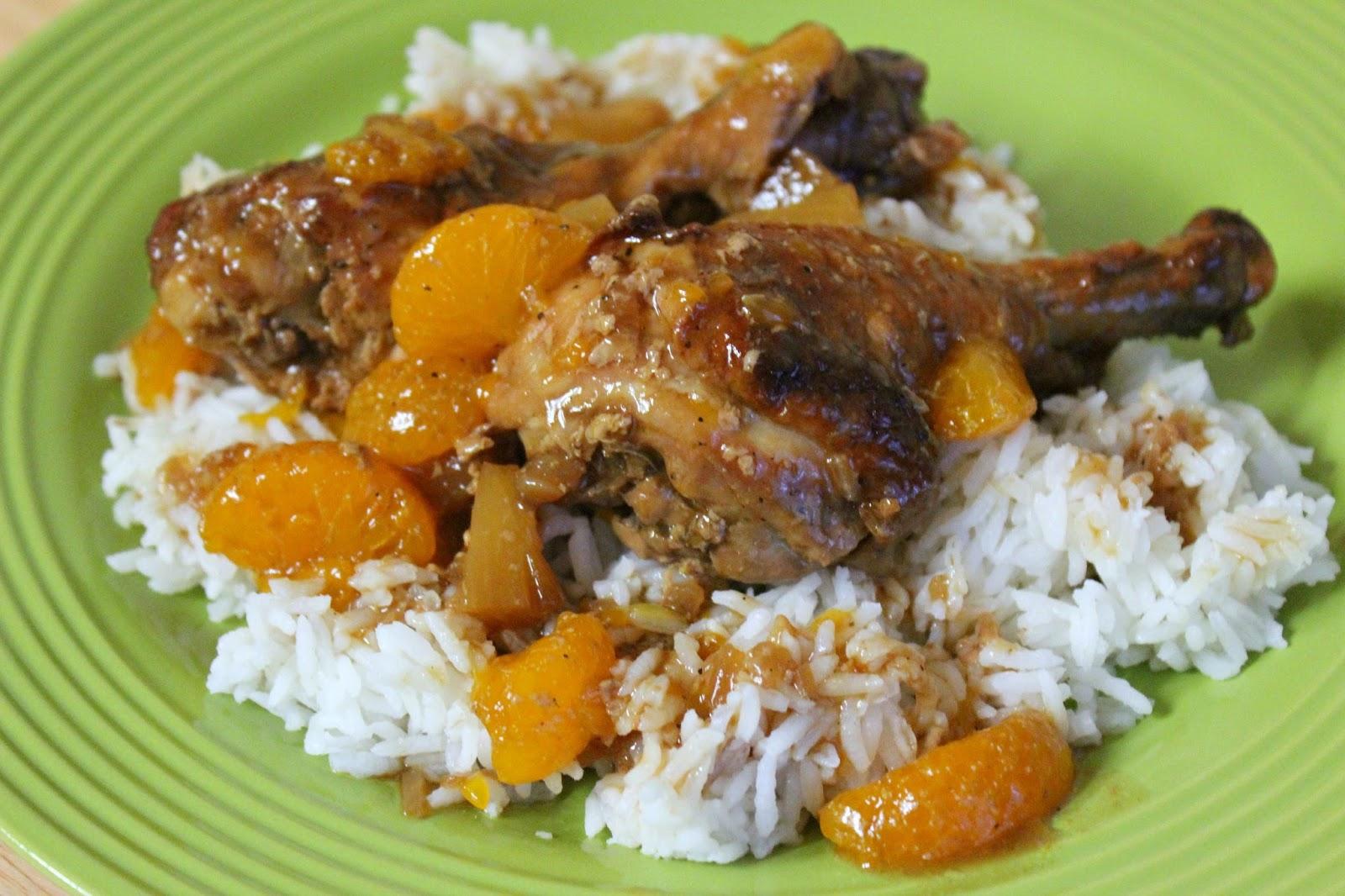 A Bountiful Love: Polynesian Chicken