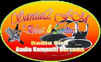 sercast|Santai2FM Online